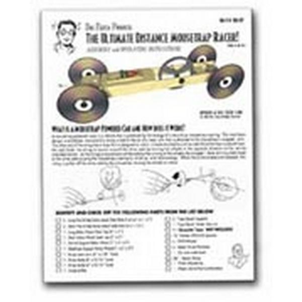 Books - Hobby - Mousetrap Vehicles