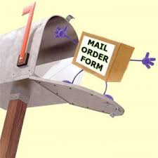 Mailorder Form