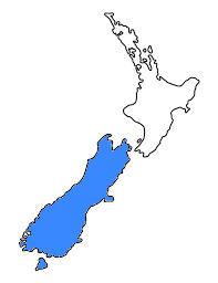 <br>NZ South Island