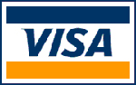 Visa Card Accepted