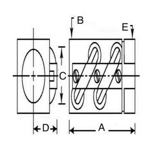 Diagram - Ballscrew - Thomson Saginaw - Nut