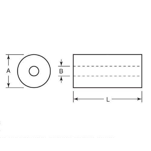 Diagram - Springs - Neoprene