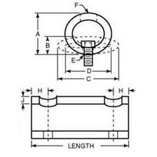 Diagram - Bumpers - Radial - Tube