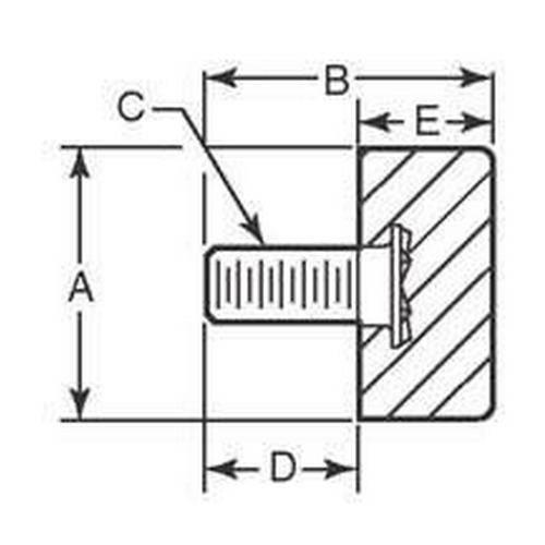 Diagram - Bushings - Shoulder