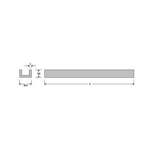 Diagram - Channel - Brass
