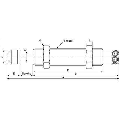 Diagram - Shock Absorbers - Hydraulic - Adjustable - C-Jac