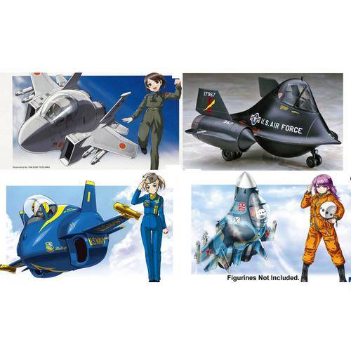 Diagram - Model Kits - Planes - Egg Planes