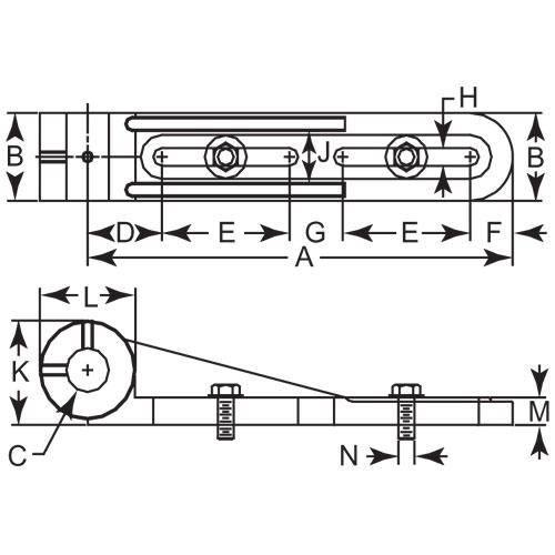 Diagram - Tensioner - Heavy Duty - Type 2