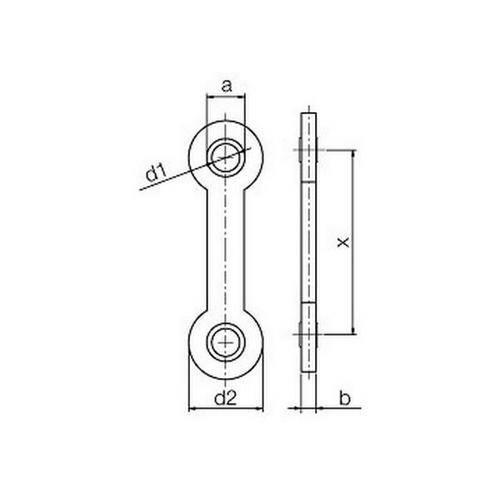Diagram - Joints - Dual Eye - Parallel