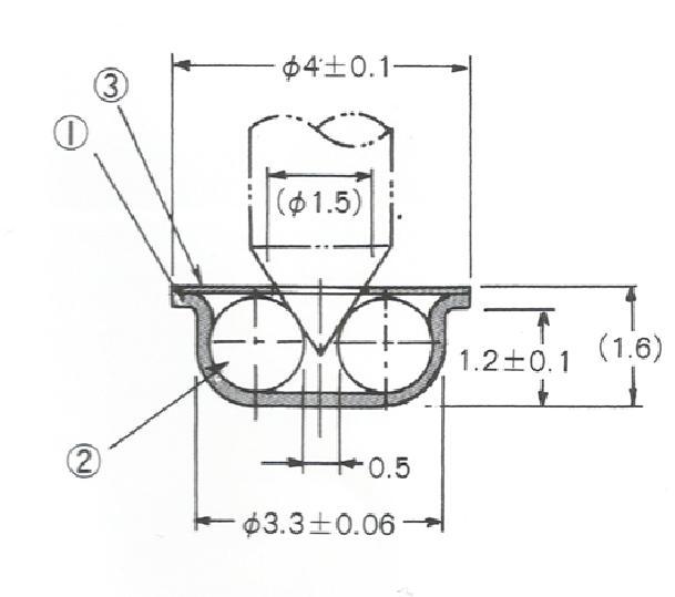 Diagram - Bearings - Pivot - Flanged
