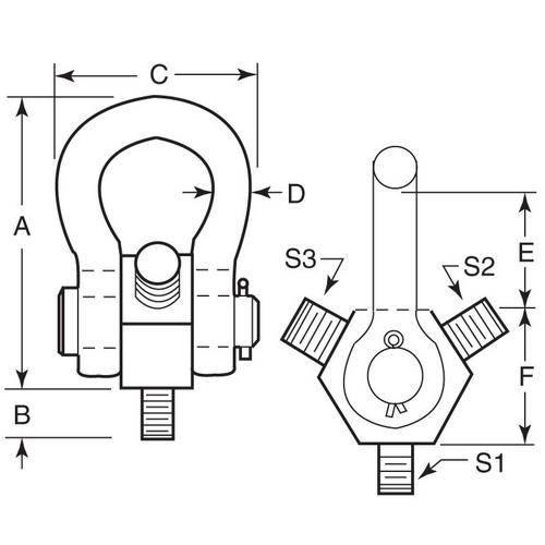 Diagram - Rings - Lift - Universal