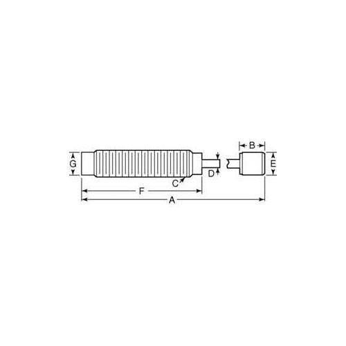Diagram - Shock Absorbers - Hydraulic - Self-Compensating