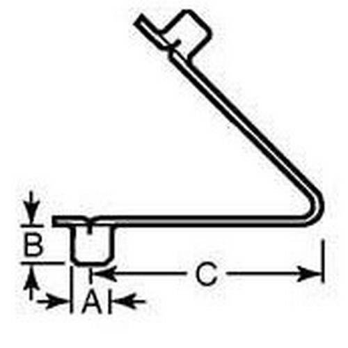 Diagram - Snap Buttons - Double End