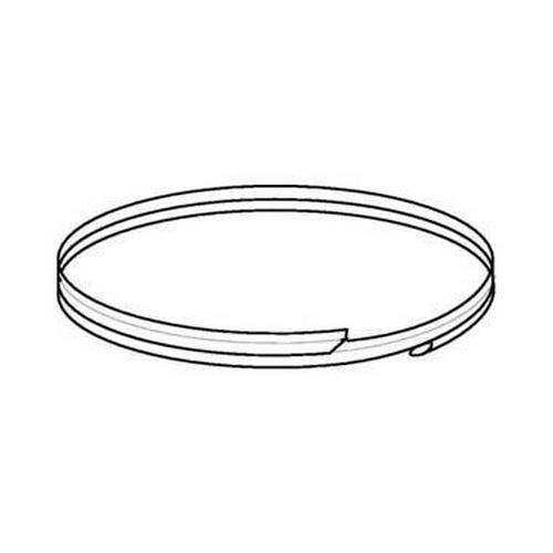 Diagram - Rings - Split - Zinc Plated Steel