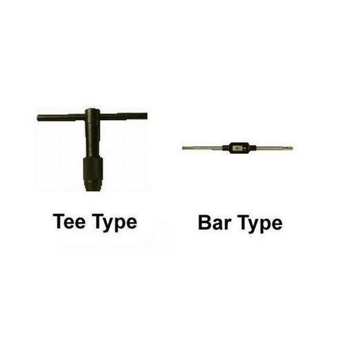 Diagram - Tools - Tap Wrenches