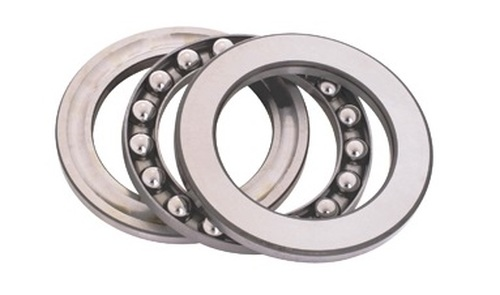 Bearings - Thrust - Ball - Grooved - Chrome Steel